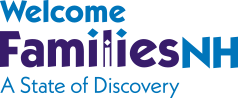 Welcome Families NH logo